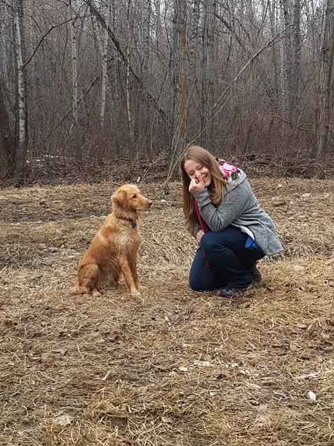 Edmonton Dog Trainer Jennifer Bauer